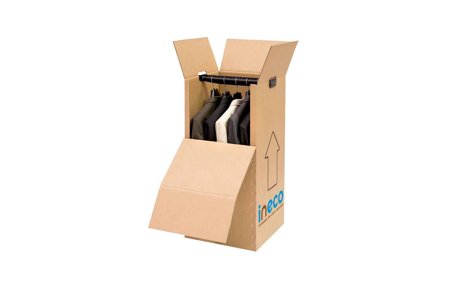 Caja armario Ineco