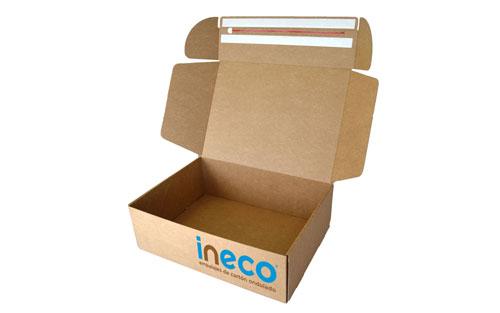 Caja de cartón para ecommerce