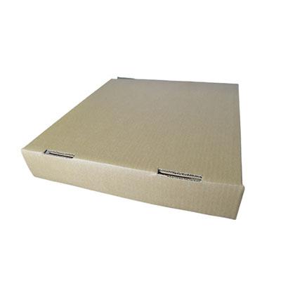 Caja de cartón para textil