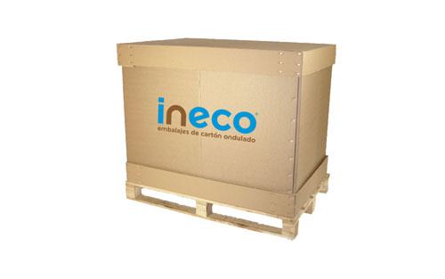 Box palet - Caja contenedor
