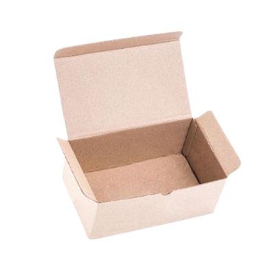 Caja de cartón para envíos rápidos