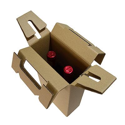 Caja de vino
