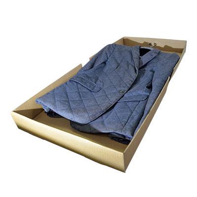Cajas para ropa y textil