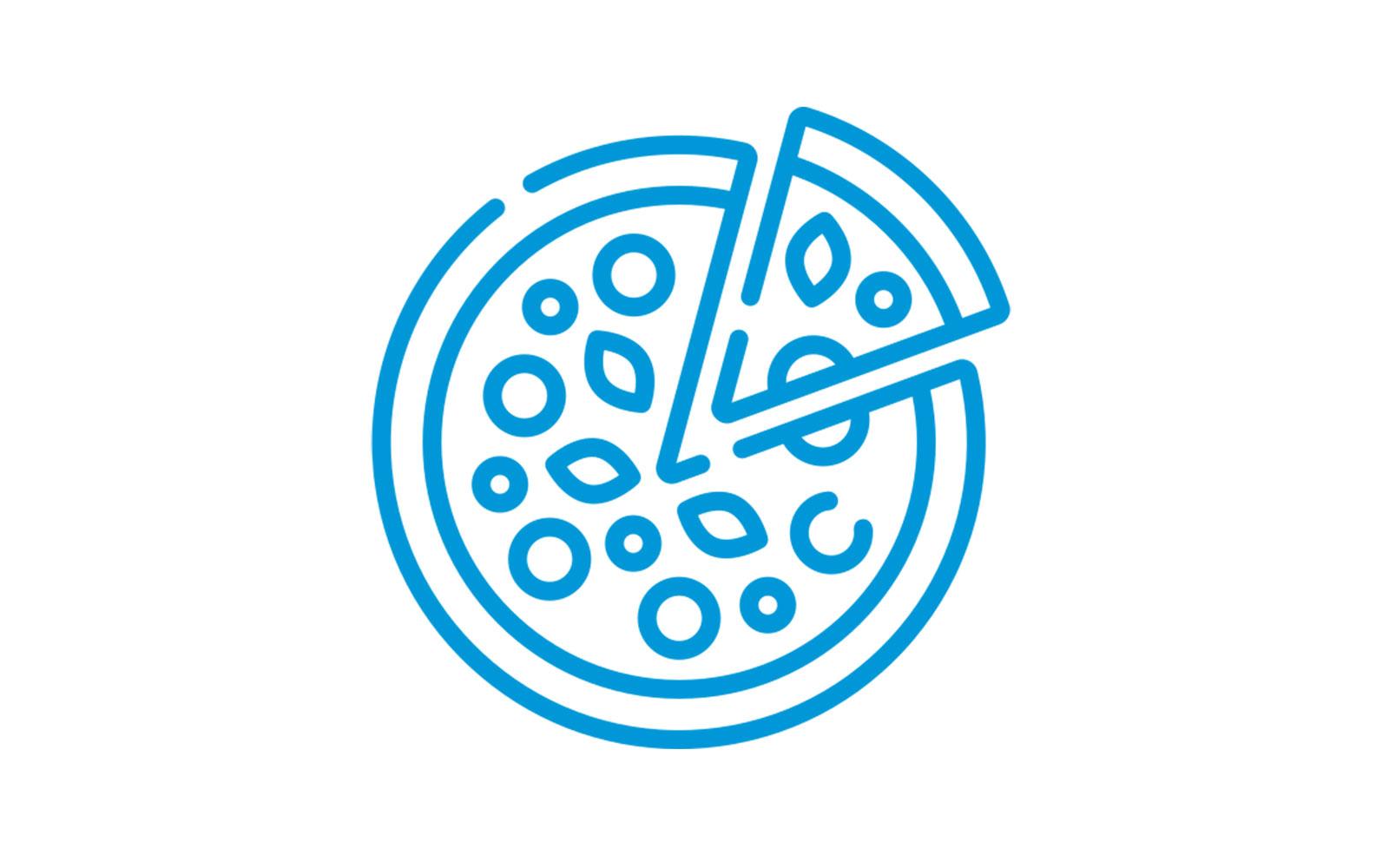Caja para pizzas