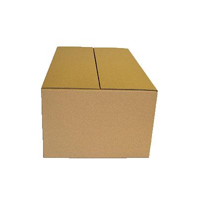Caja con solapa