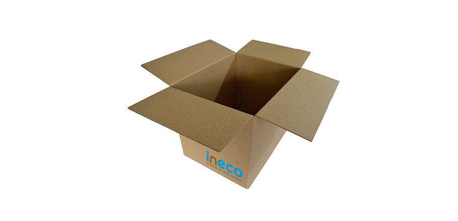 Caja con fondo automático