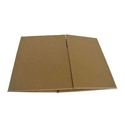 Caja cartón de fondo automático