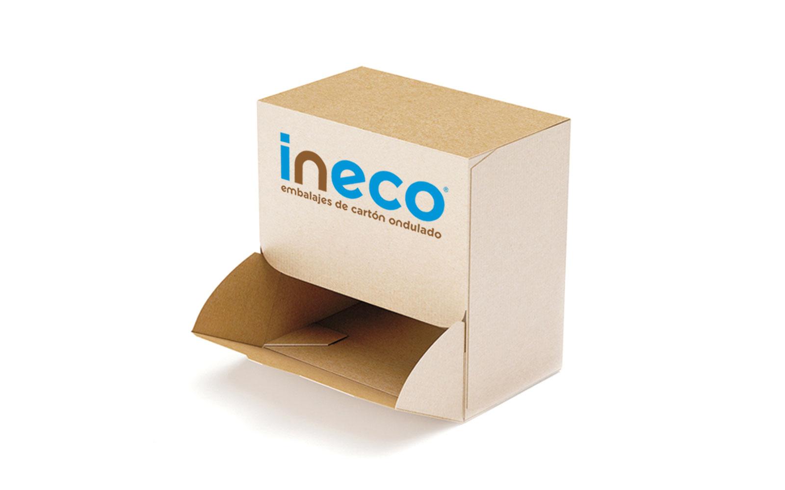 Caja para Packaging