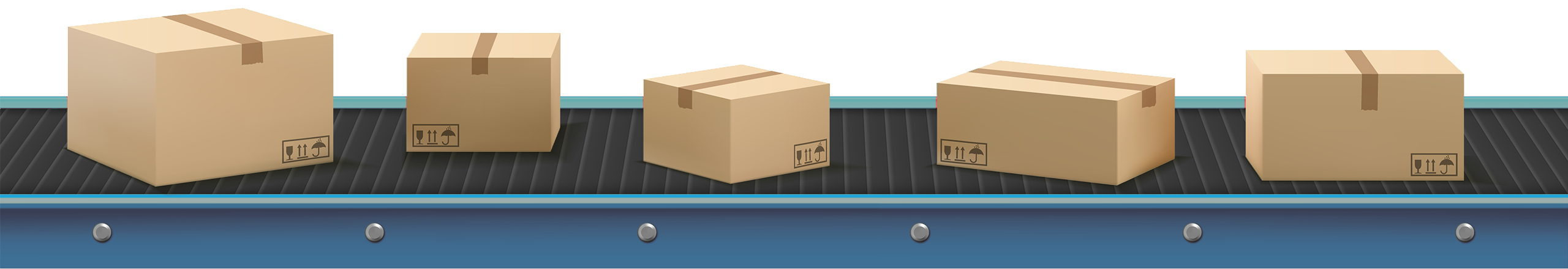 Caja protección embalaje